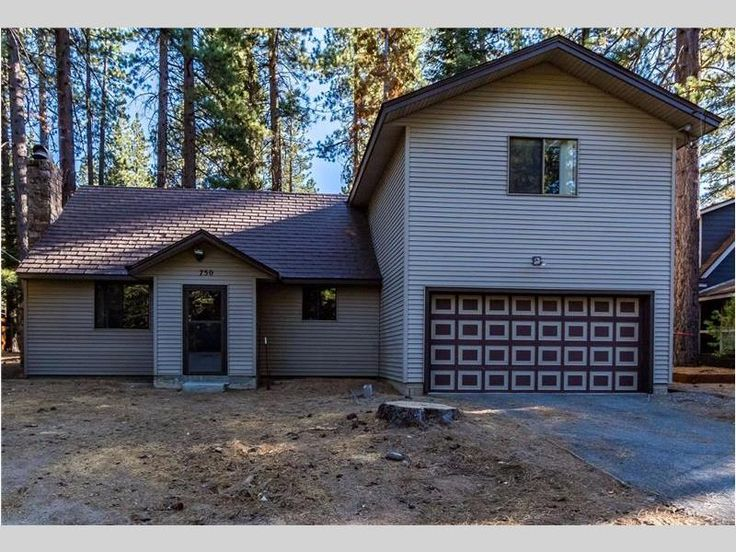 750 Wentworth Ln South Lake Tahoe CA 96150 $399,000