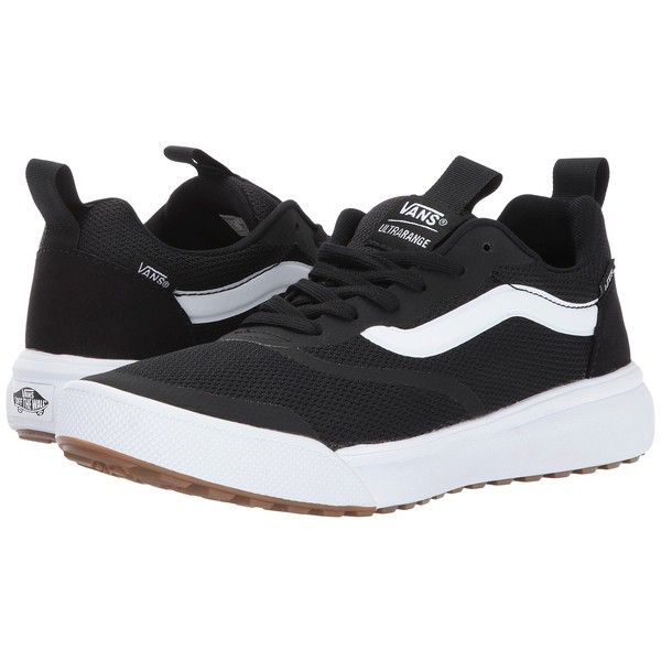 Vans UltraRange Rapidweld (BlackWhite) Women's Shoes (€65