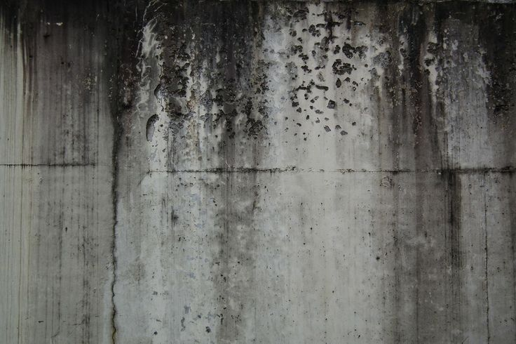 10 best textures images on pinterest cement walls for Black stains on concrete