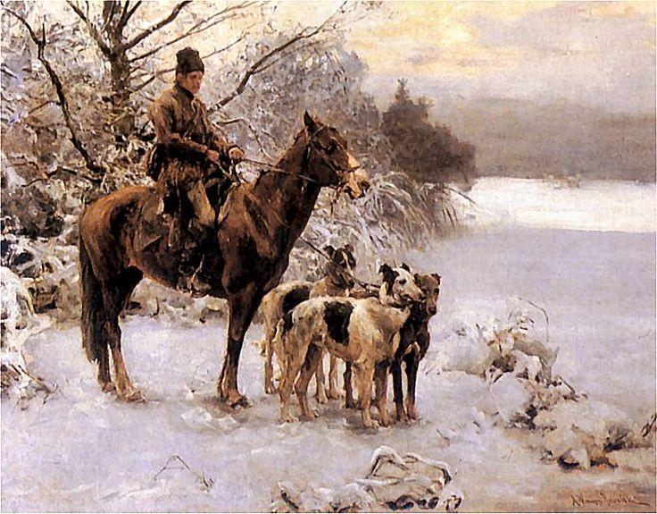 http://www.pinakoteka.zascianek.pl/Wierusz_Kowalski/Images/Mysliwy.jpg