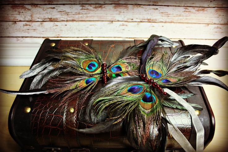 Infant Wild Peacock Wings or Butterfly Peacock Wings Photo Prop-Your Choice. $18.00, via Etsy.