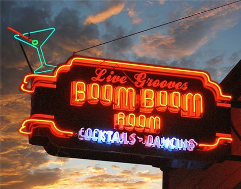 Boom Boom Room ~ San Francisco, CA