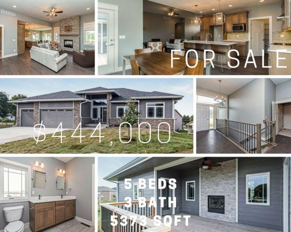 CCS Homes | Iowa Home Builder | Alan Sprinkle Beautiful West Des Moines, Iowa home for sale today! http://ccs-homes.com/homesforsale/listingDetails.aspx?homeID=3&