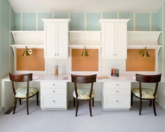 Best computer desk setup design pictures remodel decor for Best study desk design