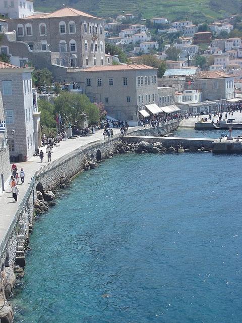 The Island of  Hydra, Greece...