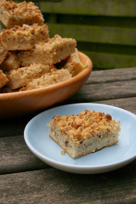 Eten maken: Streuselkuchen - kruimeltaart