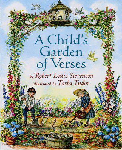 A Child's Garden of Verses by Robert Louis Stevenson, http://www.amazon.com/dp/0689823827/ref=cm_sw_r_pi_dp_iJUbrb0SBZKRC