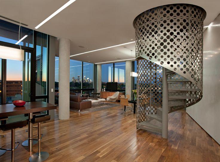 Best Uptown P*Nth**S* Altus Architecture Design Stairs 400 x 300