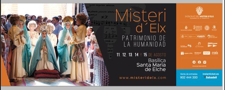 Campaña del #MisteridElx2015 realizada por @grupoimco
