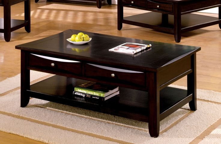 Tellenson Transitional Coffee Table