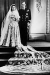 Novias para recordar  Princesa Elizabeth de Inglaterra y el Duque de Edimburgo
