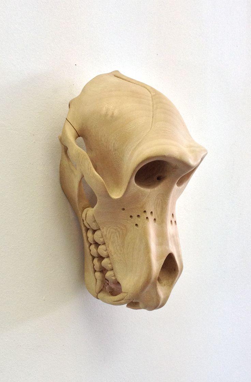 Best images about carved skulls on pinterest