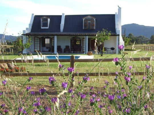 Tulbagh Accommodation : Raptor Rise : Self-Catering Cottage