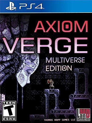 Axiom Verge - Multiverse Edition - PlayStation 4