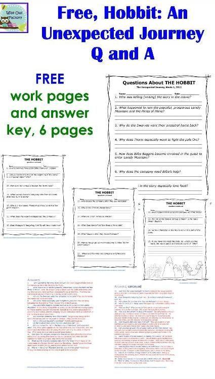 read the hobbit free pdf