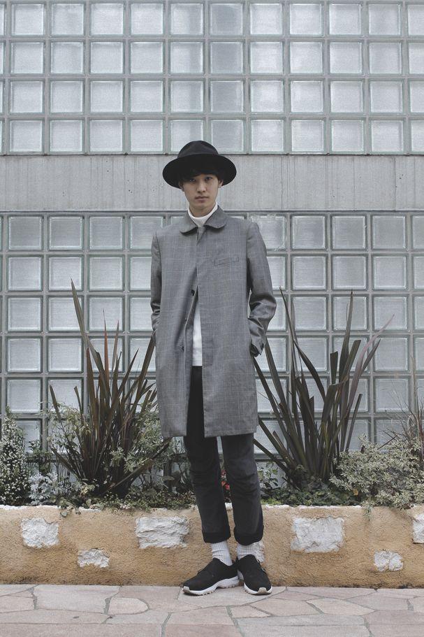 [Street Style] 永井 響 | Model (jungle) | Harajuku (Tokyo)