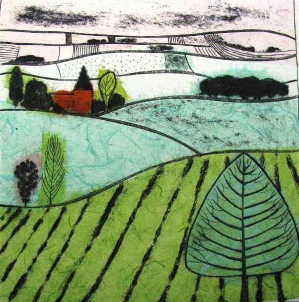 Diana Croft : Greenwich, UK-printmaker