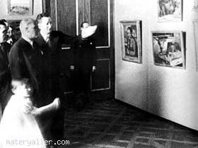 Atatürk'ün Güzel Sanatlar Ve Sanatçı İle İlgili Sözleri