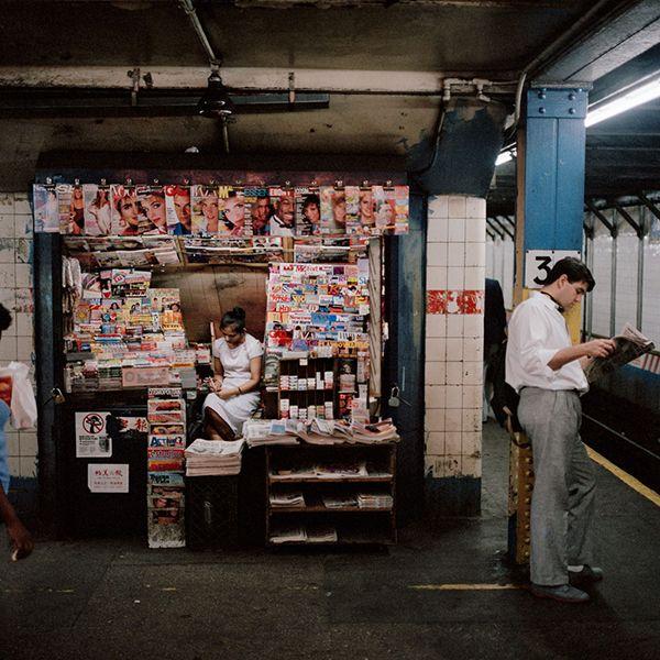 "Janet Delaney's ""New York City: 1984 - 1987"