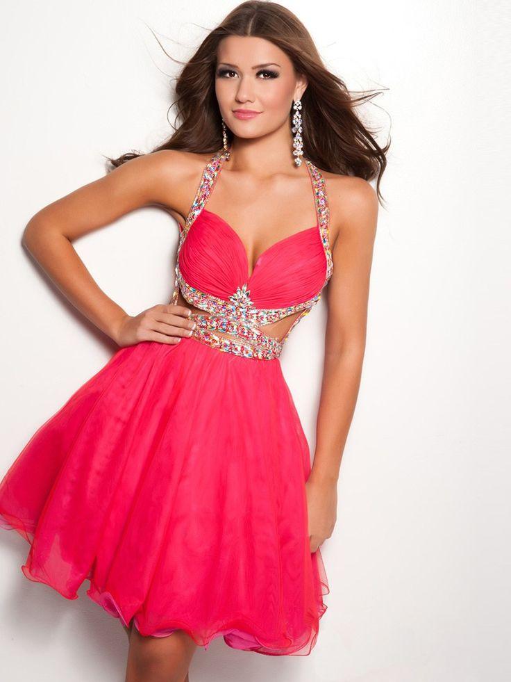 85 best Homecoming dresses images on Pinterest   Formal dresses ...
