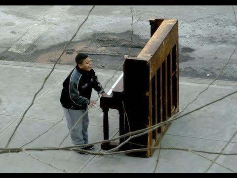Solo, Piano - N.Y.C. (Op-Docs)