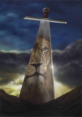 Y tomad el yelmo de la salvación, y la espada del Espíritu, que es la palabra de Dios; Efesios 6:17