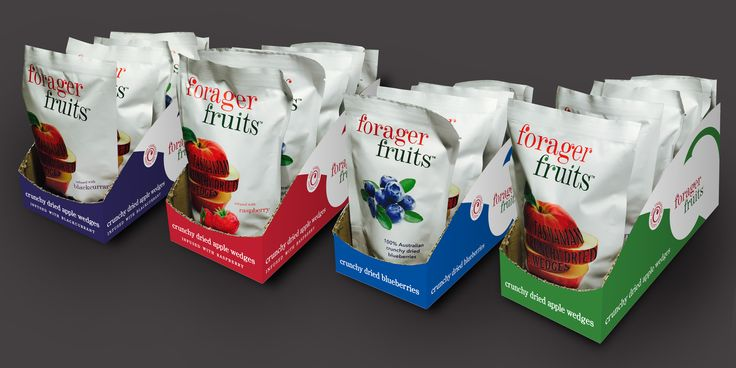 Forager Fruits Freeze Dried Fruit