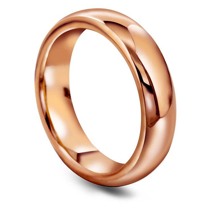 5mm glatt ring,