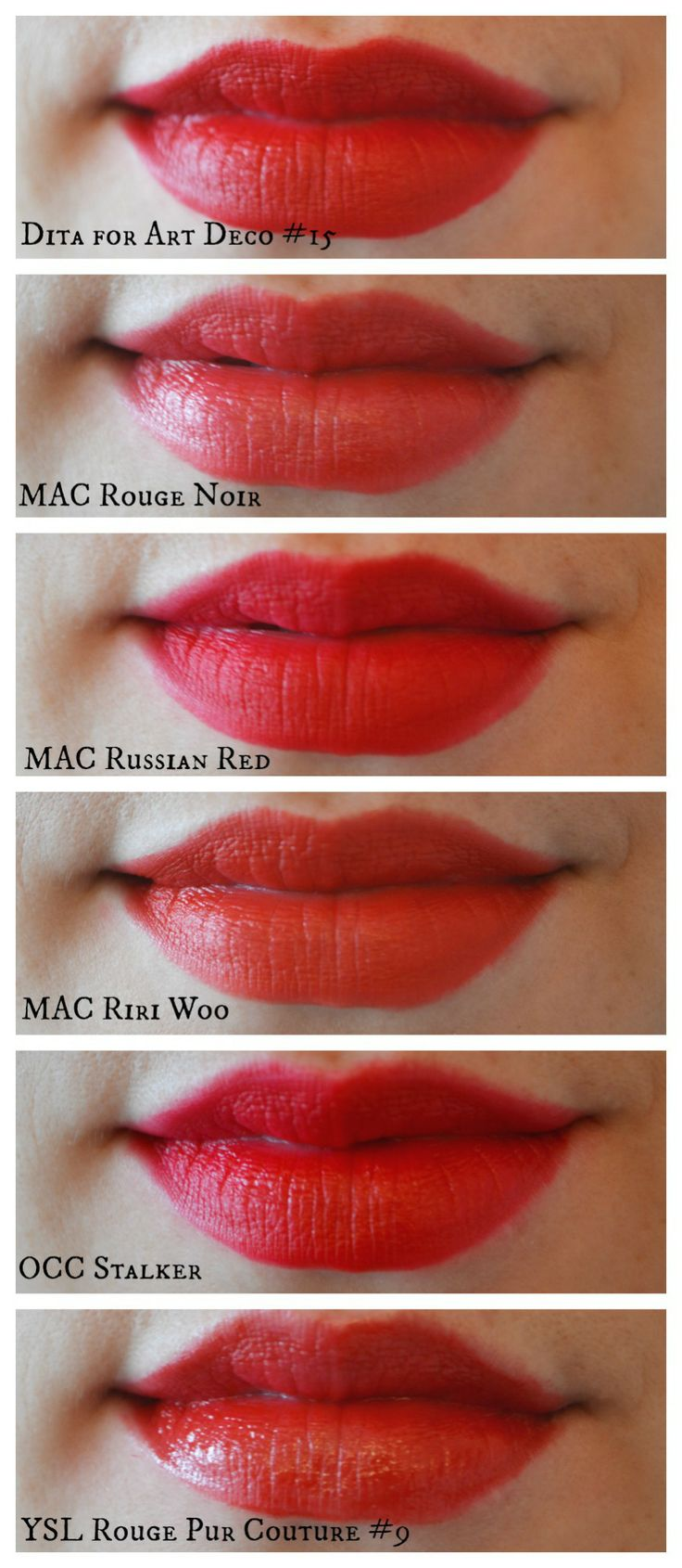 Best Red Lipsticks Dita Von Teese For Art Deco 15 Mac