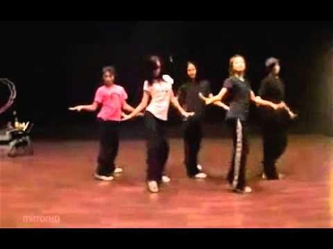 f(x) - LA chA TA mirrored dance practice - YouTube