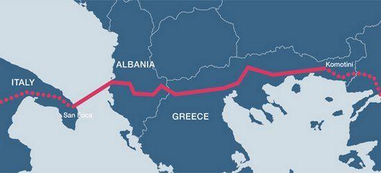 Energia, TAP: il Southern Gas Corridor e i possibili scenari per l'Italia e i Balcani