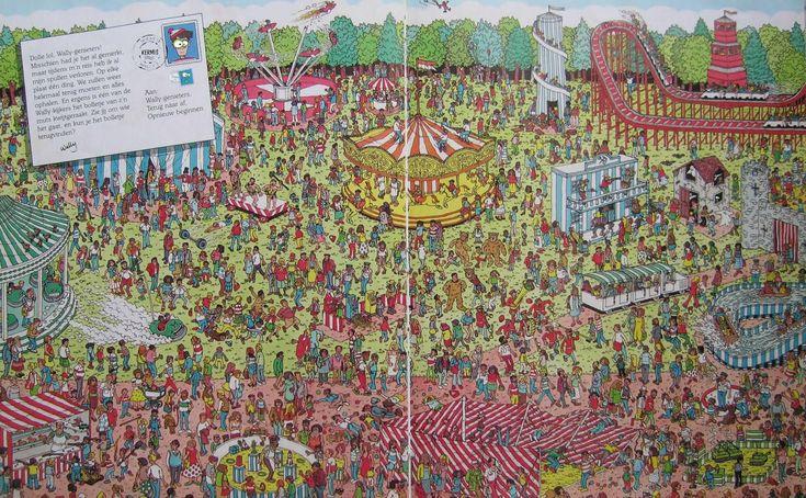 ¿Donde esta Wally? (Version Friki)  -Parte 2- - Friki.net