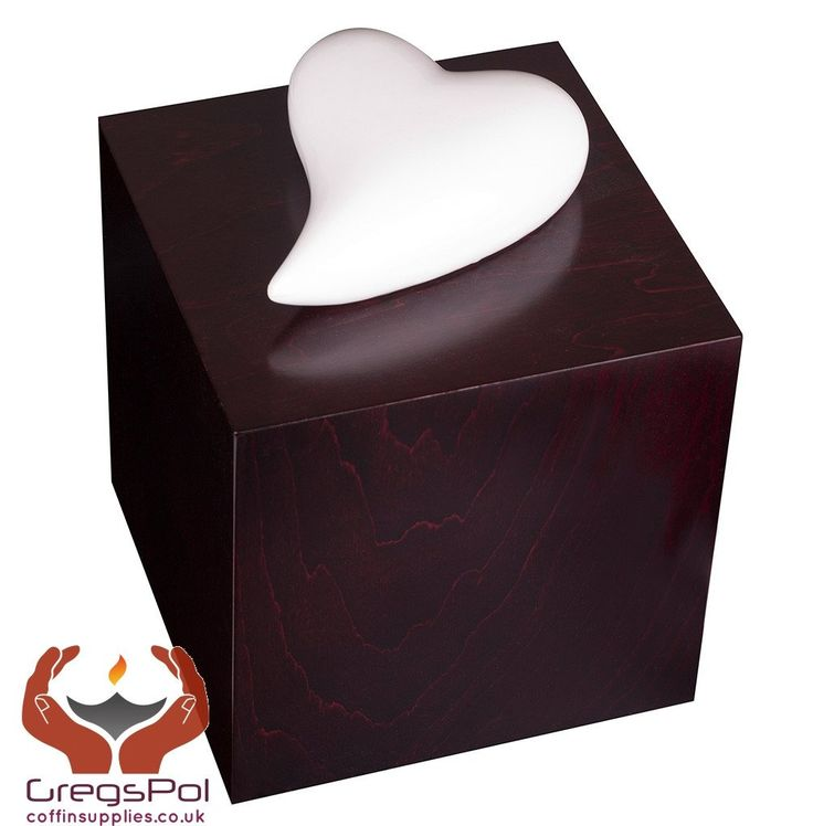 Unique Artistic Urn Heart of Remembrance Cremation Urn for Ashes Adult Funeral Urn (Art30)