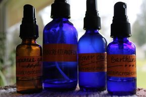 Make your own body sprays