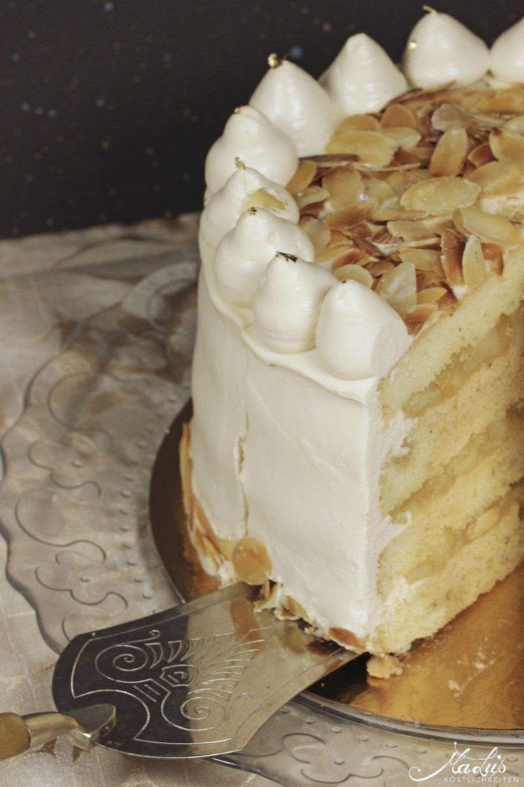 Bratapfel-Baileys Torte 4