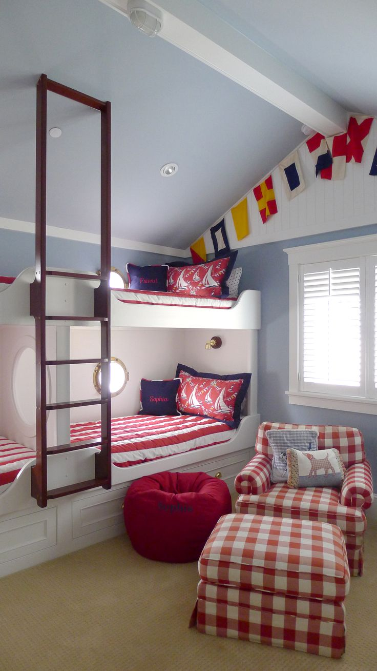 Nautical Bedroom Furniture 17 Best Ideas About Nautical Kids Rooms On Pinterest Nautical