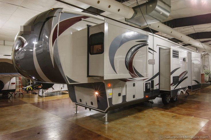16 best images about campers on pinterest open range - Front living room travel trailers ...