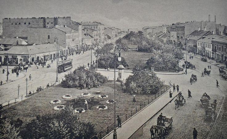 """Targowa dla ludzi!"" - #Targowa #1909 #Warsaw #metro"