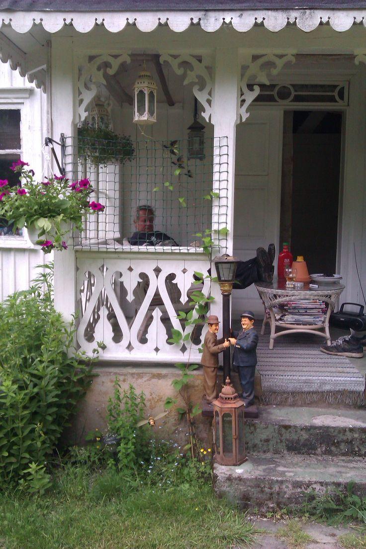 verandasiden
