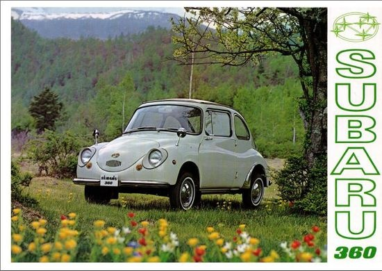 Subaru 360 #MelvilleSubaru #360 #Subaru