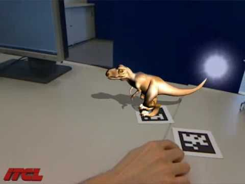 Realidad Aumentada Augmented Reality