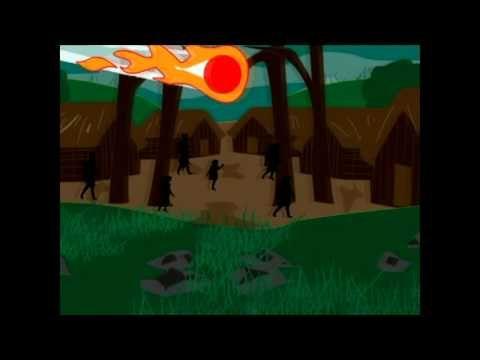 el tlacuache y el fuego.mpg - YouTube