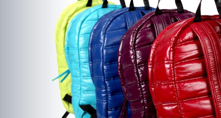 Mueslii Backpacks - New Zealand