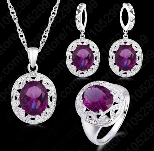 Christmas gifts: Sterling Silver Jewelry Sets
