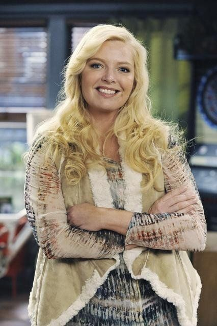 Melissa Peterman. Extremely funny & a genuinely nice lady