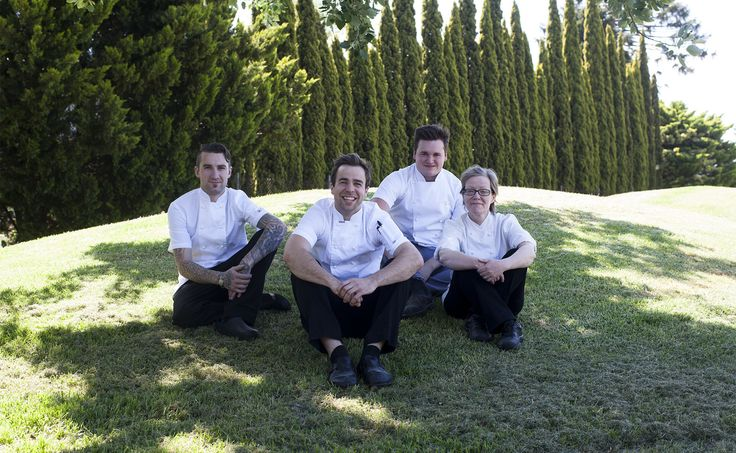 Meet our wonderful team of Chef's #TheStables #restaurant #yarravalley