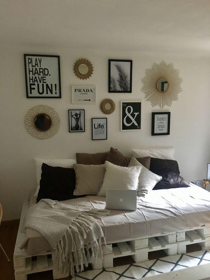37 best Euro pallets ideas images on Pinterest Pallet furniture