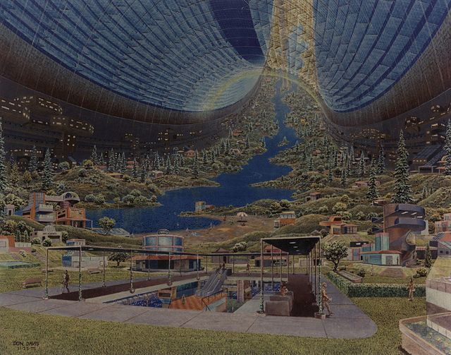 http://publicdomainreview.org/collections/space-colony-art-from-the-1970s/