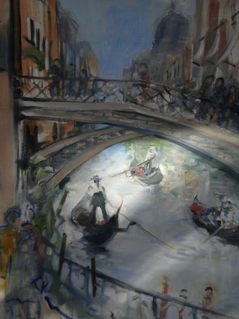 Mary Fowlds Venice