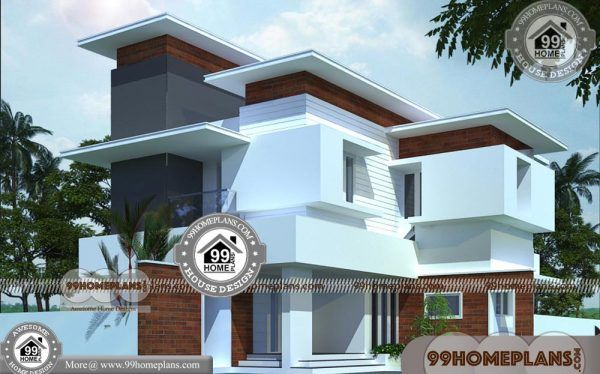 Latest Modern House Plans 60 Small Two Story Home Designs Online Modern House Plans Best Small House Designs House Construction Plan